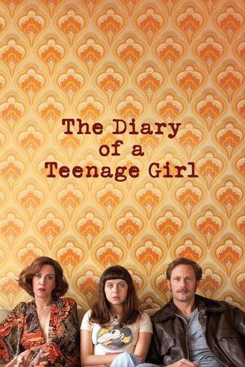 Poster zu The Diary of a Teenage Girl
