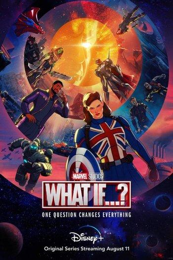 Poster zu What If...?