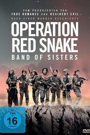 Poster zu Operation Red Snake - Band of Sisters