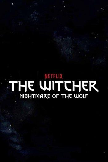 Poster zu The Witcher: Nightmare of the Wolf