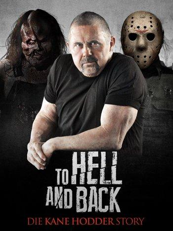 Poster zu To Hell and Back: Die Kane Hodder Story