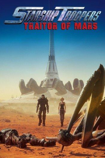 Poster zu Starship Troopers: Traitor of Mars