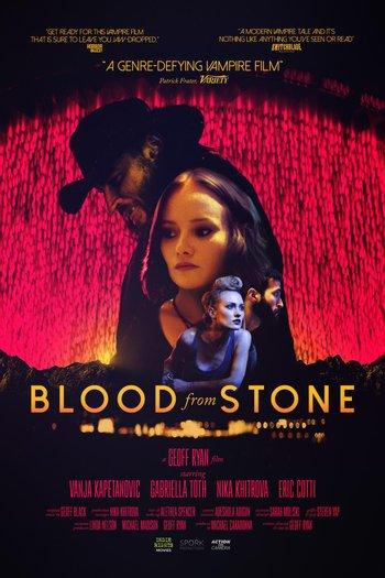 Poster zu Blood From Stone