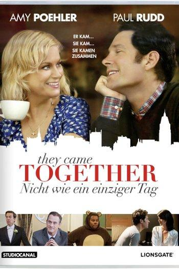 Poster zu They Came Together