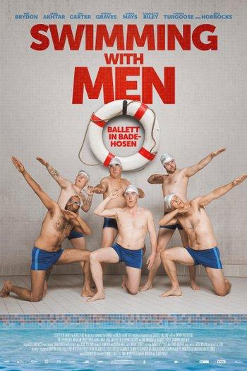 Poster zu Swimming with Men