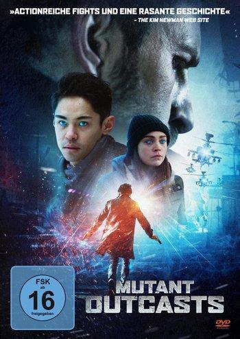 Poster zu Mutant Outcasts