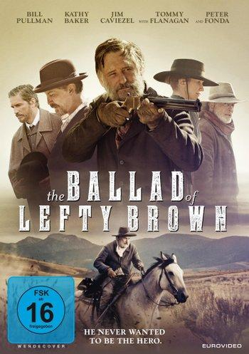 Poster zu The Ballad of Lefty Brown