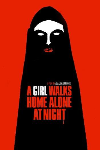 Poster zu A Girl Walks Home Alone at Night