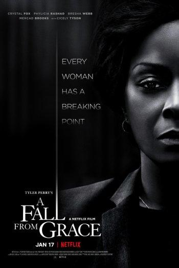Poster zu Tyler Perry's A Fall from Grace