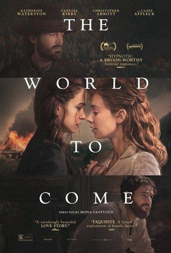 Poster zu The World to Come