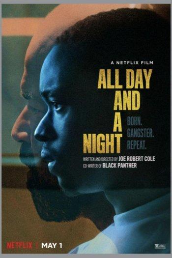 Poster zu All Day and a Night