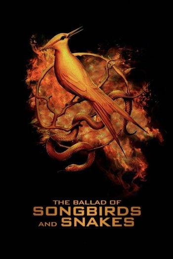 Poster zu The Hunger Games: The Ballad of Songbirds and Snakes