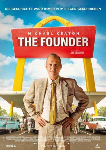 Poster zu The Founder