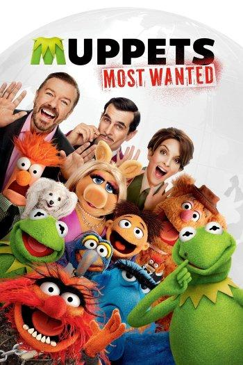 Poster zu Muppets Most Wanted