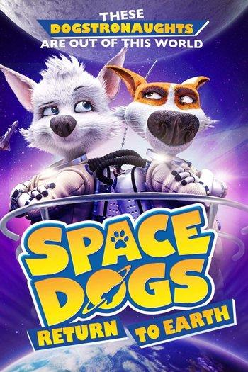 Poster zu Space Dogs 3
