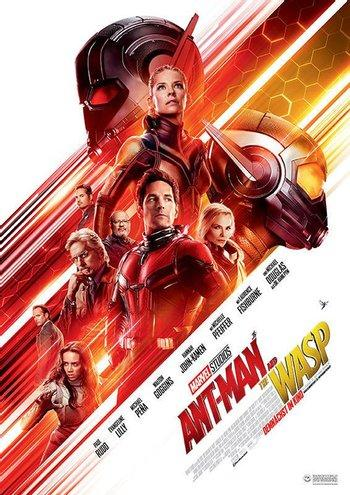 Poster zu Ant-Man and the Wasp