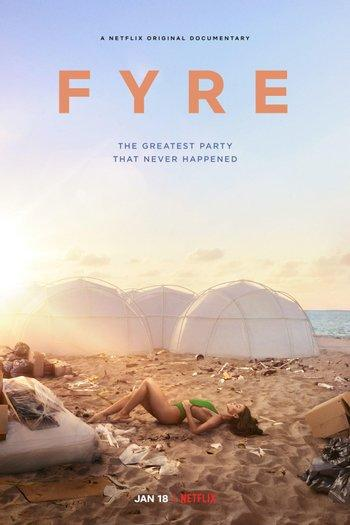Poster zu Fyre: The Greatest Party That Never Happened