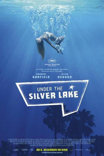 Poster zu Under the Silver Lake
