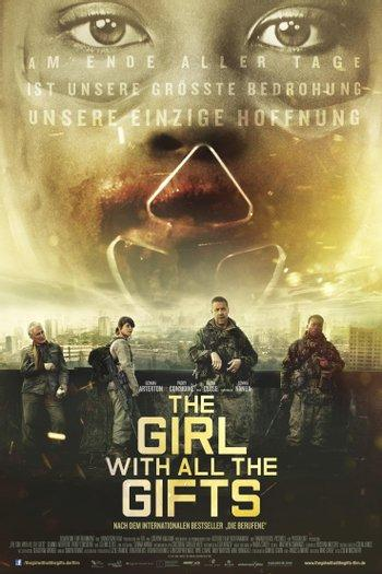Poster zu The Girl with All the Gifts