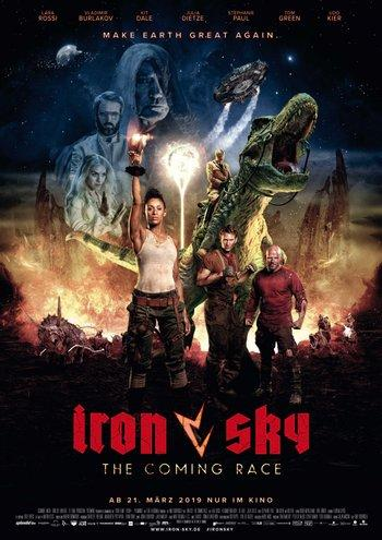 Poster zu Iron Sky 2: The Coming Race