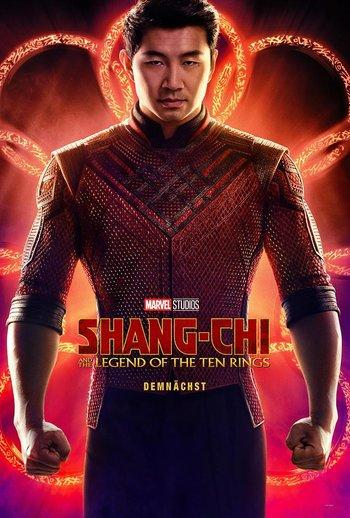 Poster zu Shang-Chi and the Legend of the Ten Rings
