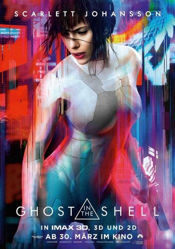 Poster zu Ghost in the Shell