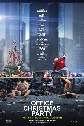 Poster zu Office Christmas Party