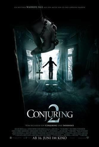 Poster zu The Conjuring 2