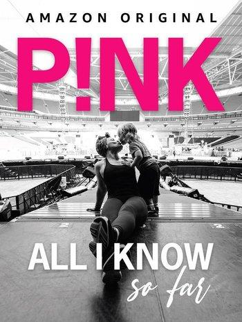 Poster zu P!nk: All I Know So Far
