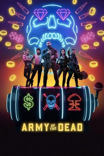 Poster zu Army of the Dead