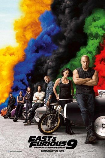 Poster zu Fast and Furious 9