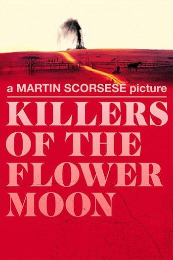 Poster zu Killers of the Flower Moon
