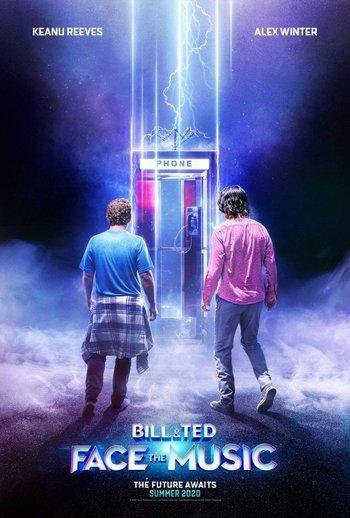 Poster zu Bill & Ted 3: Face the Music