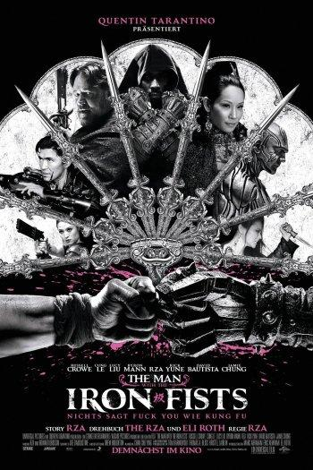 Poster zu The Man with the Iron Fists
