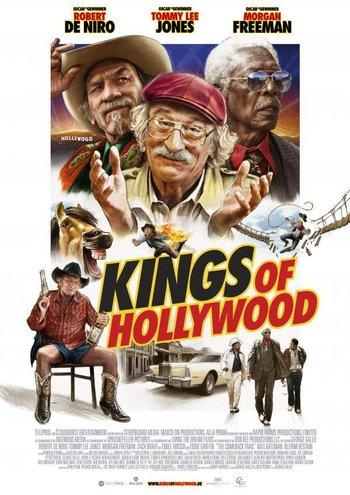 Poster zu Kings of Hollywood