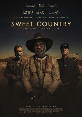 Poster zu Sweet Country