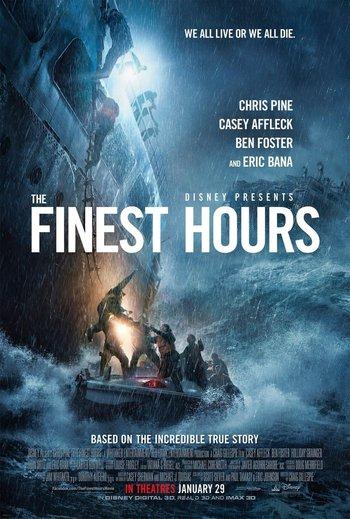 Poster zu The Finest Hours