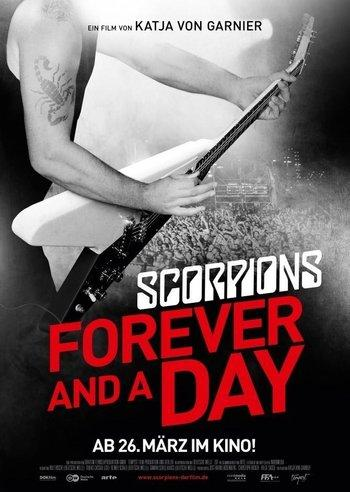 Poster zu Scorpions: Forever and a Day