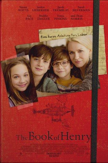 Poster zu The Book of Henry
