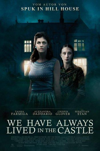 Poster zu We Have Always Lived in the Castle