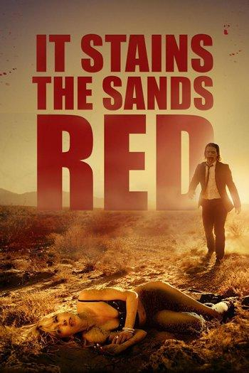 Poster zu It Stains the Sands Red
