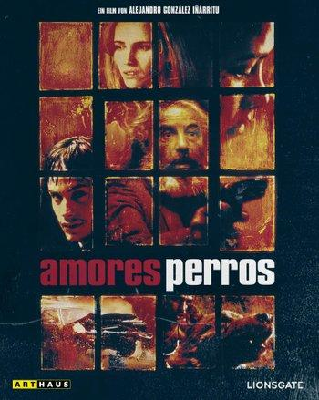 Poster zu Amores Perros