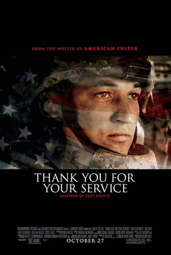 Poster zu Thank You for Your Service