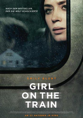 Poster zu Girl on the Train