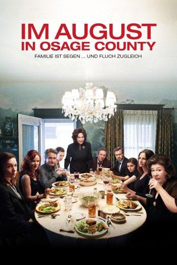 Poster zu Im August in Osage County