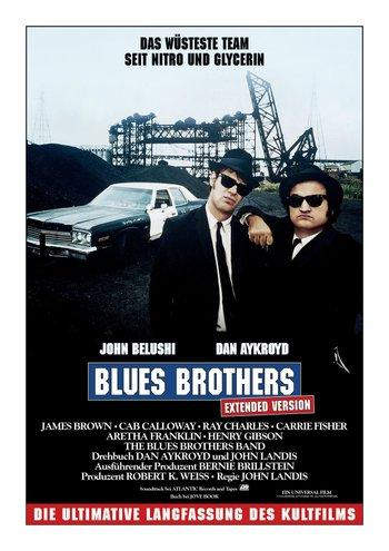 Poster zu Blues Brothers
