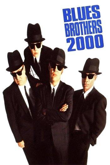 Poster zu Blues Brothers 2000