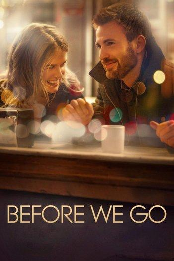 Poster zu Before We Go