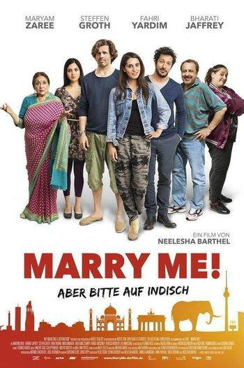 Poster zu Marry Me!